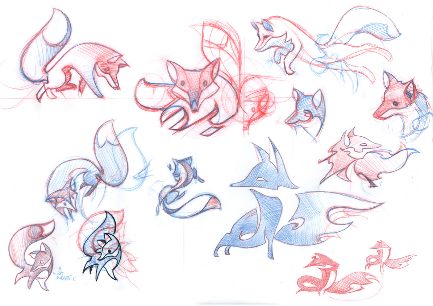 stage1fox_sketches